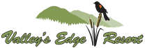 Valley's Edge Resort Logo